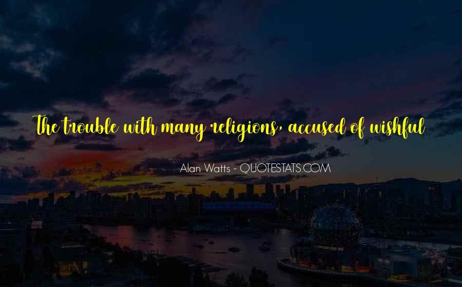 Alan Watts Quotes #913646