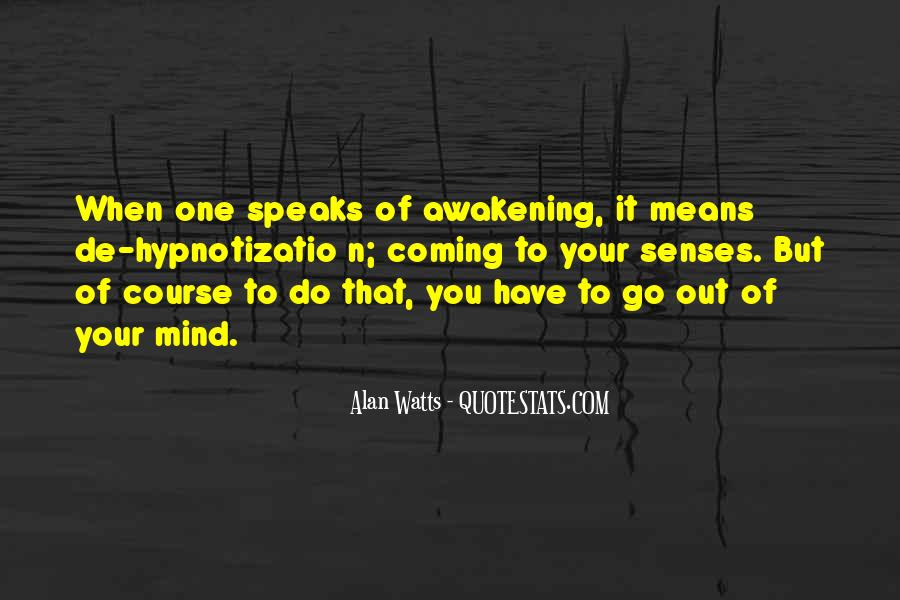 Alan Watts Quotes #956962