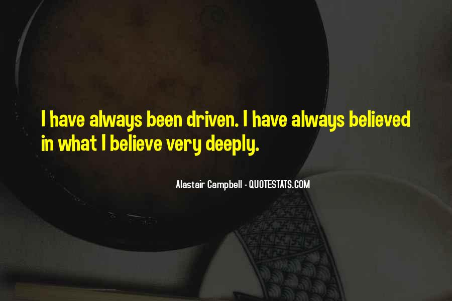 Alastair Campbell Quotes #1264448