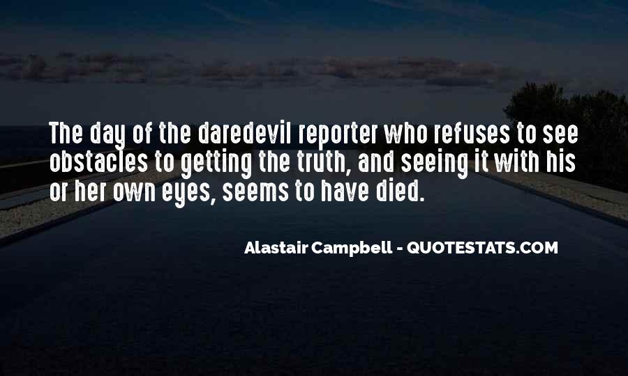 Alastair Campbell Quotes #1366455