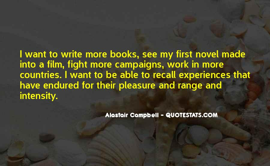 Alastair Campbell Quotes #150910