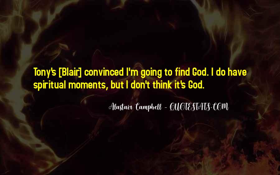 Alastair Campbell Quotes #297762