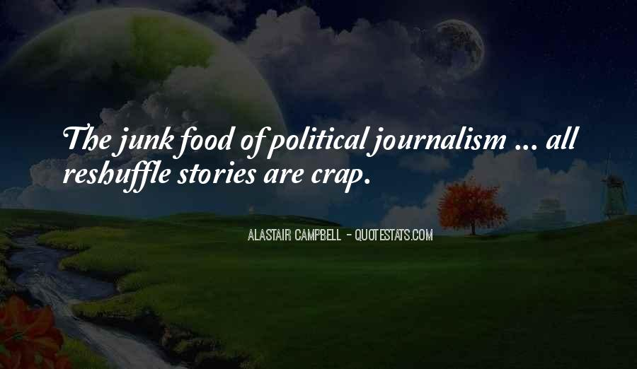 Alastair Campbell Quotes #298185