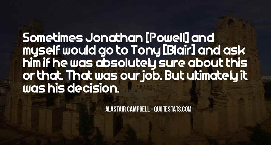Alastair Campbell Quotes #662335