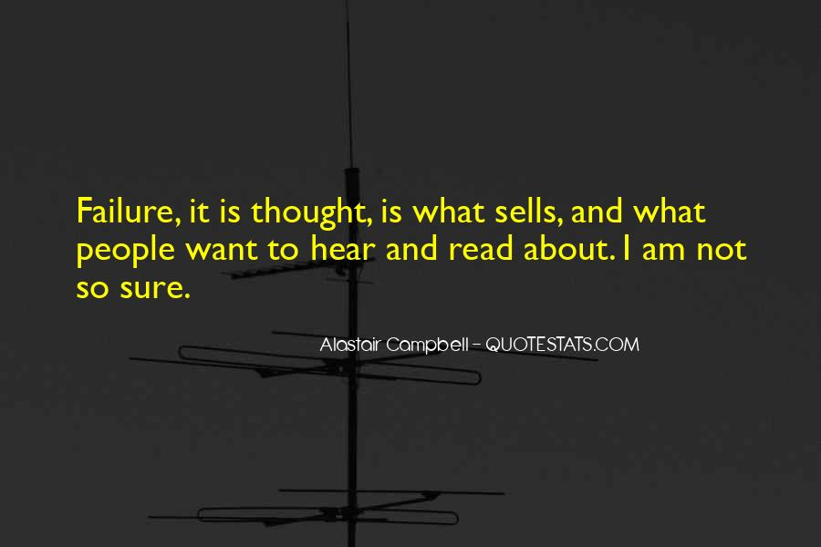 Alastair Campbell Quotes #944386