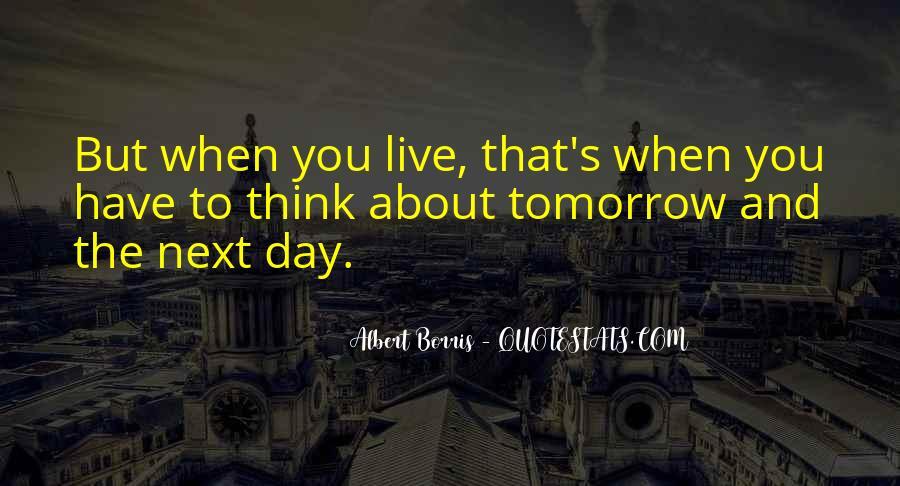 Albert Borris Quotes #1260769