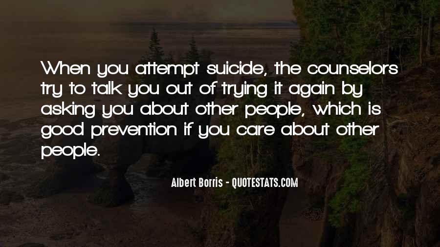 Albert Borris Quotes #1703726