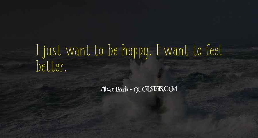 Albert Borris Quotes #1852907