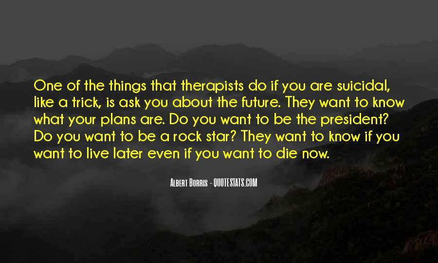 Albert Borris Quotes #718505