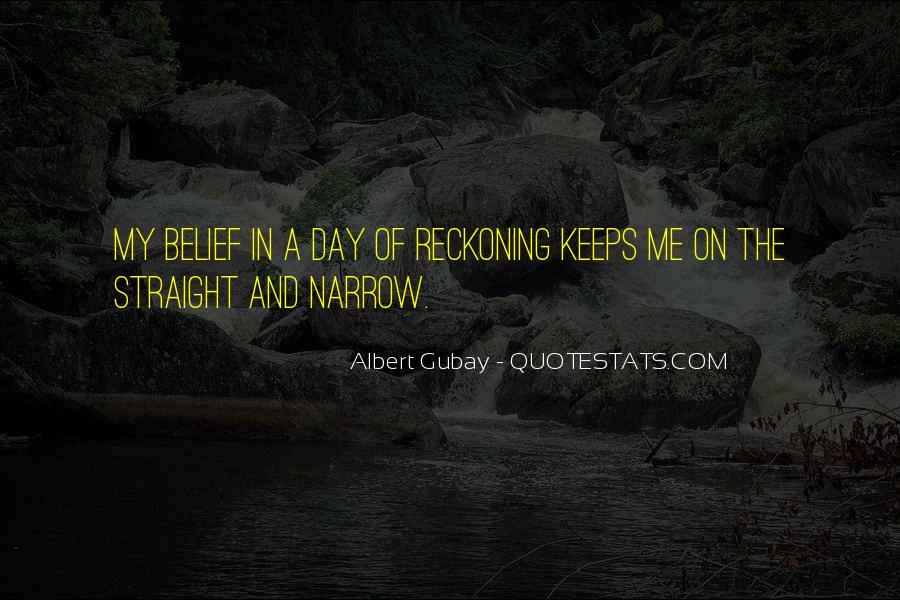 Albert Gubay Quotes #470802