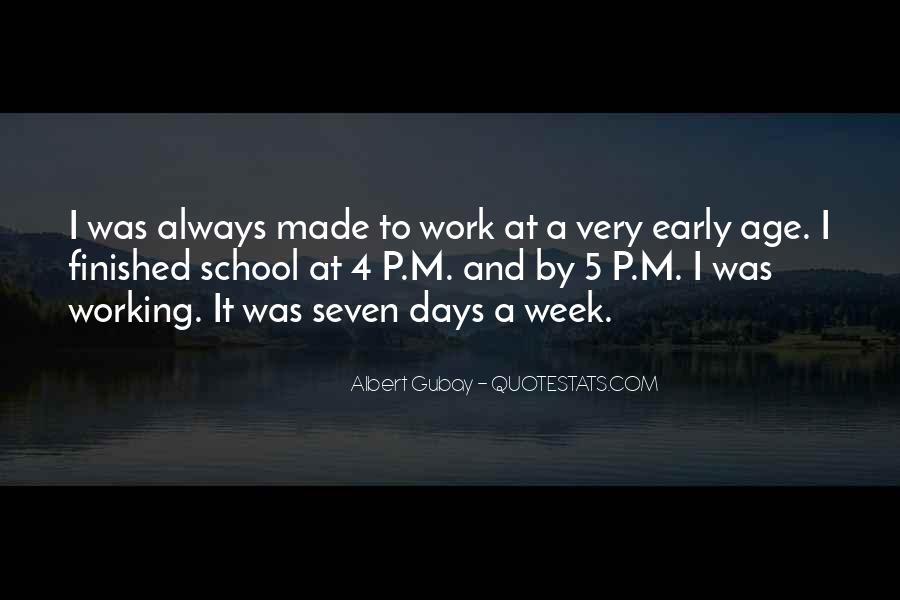 Albert Gubay Quotes #499077