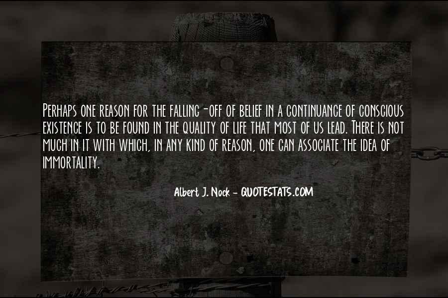 Albert J. Nock Quotes #1184811