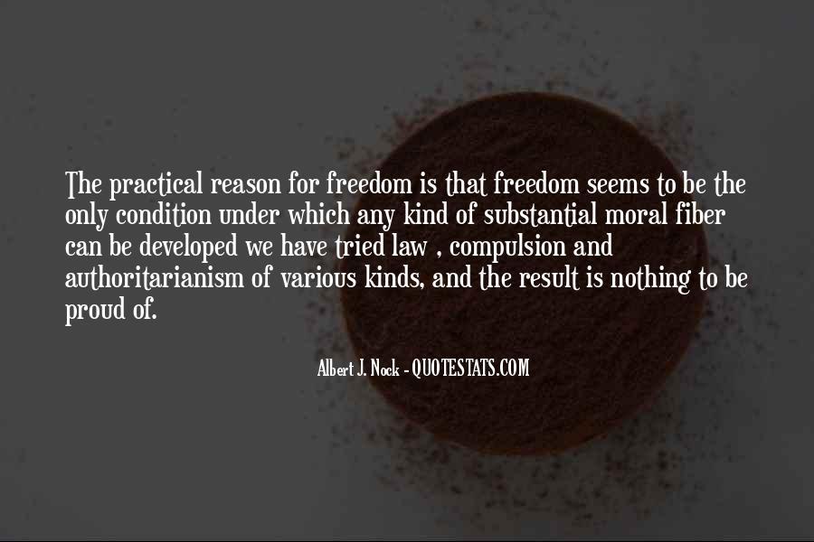 Albert J. Nock Quotes #1215227