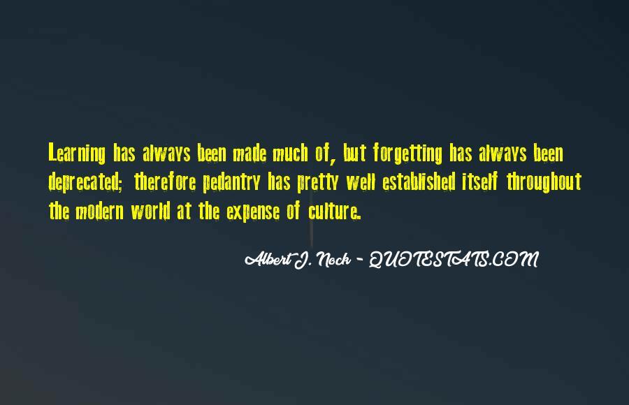 Albert J. Nock Quotes #1299742