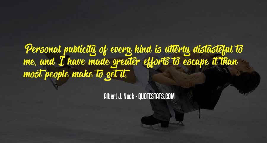 Albert J. Nock Quotes #1717368