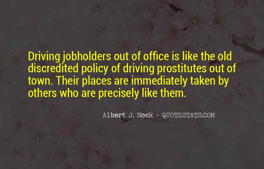 Albert J. Nock Quotes #1753310