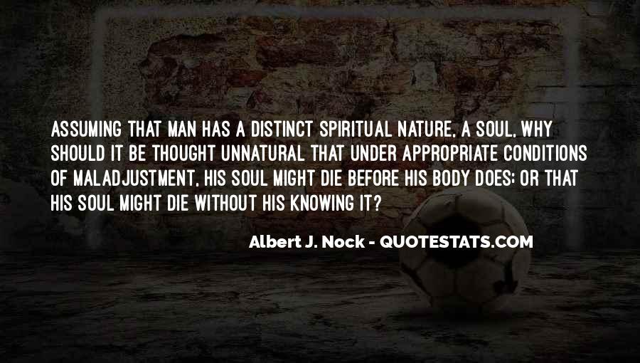 Albert J. Nock Quotes #1783683