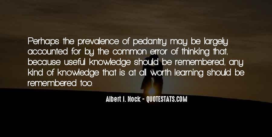 Albert J. Nock Quotes #1832013