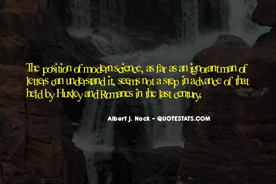 Albert J. Nock Quotes #1839116