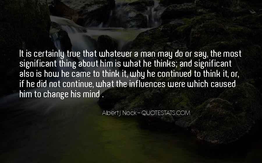 Albert J. Nock Quotes #321867