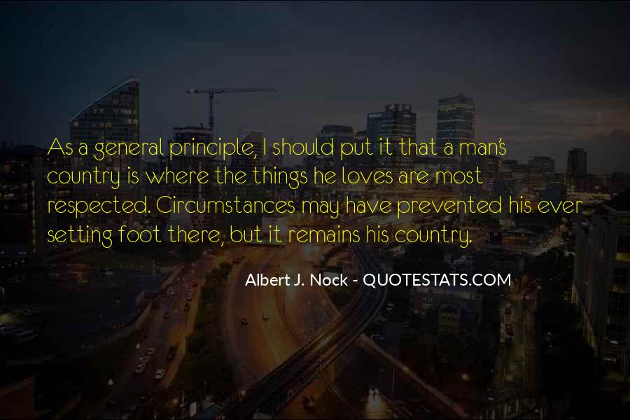 Albert J. Nock Quotes #455920