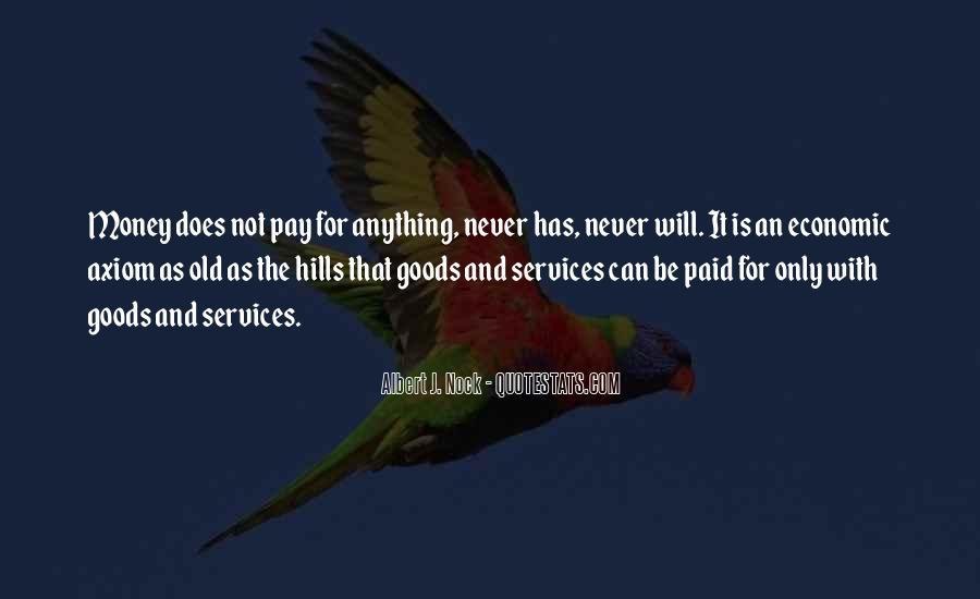 Albert J. Nock Quotes #481233