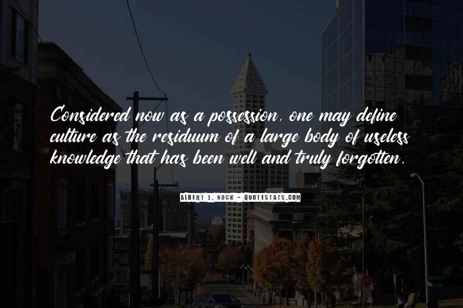 Albert J. Nock Quotes #652053