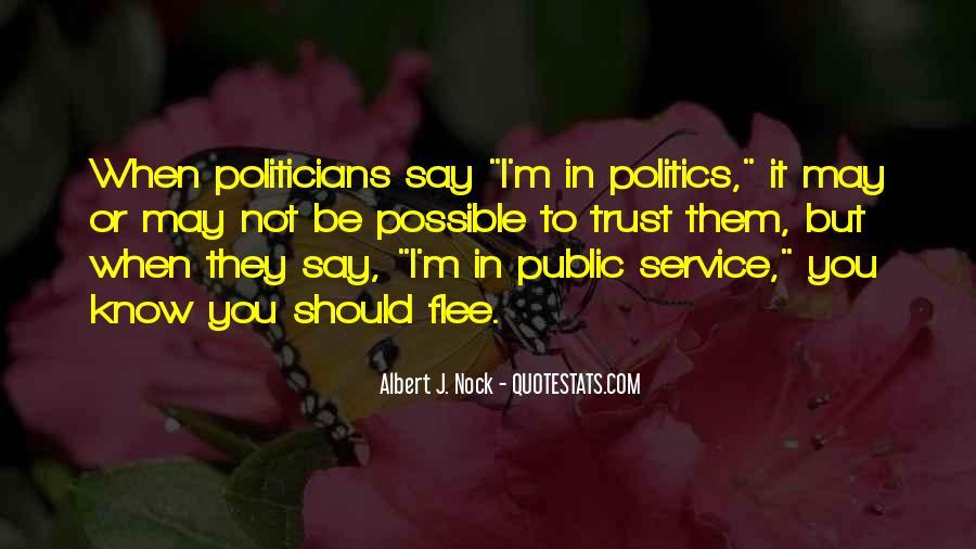Albert J. Nock Quotes #948010
