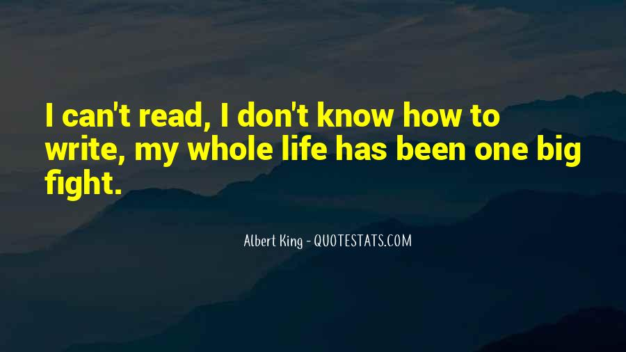 Albert King Quotes #1516676