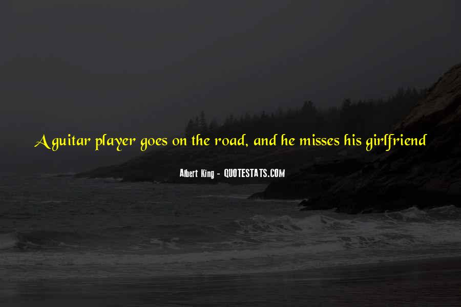 Albert King Quotes #1565860
