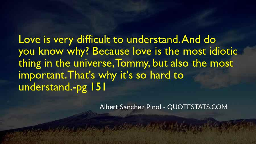 Albert Sanchez Pinol Quotes #1347427