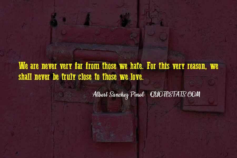 Albert Sanchez Pinol Quotes #1571033