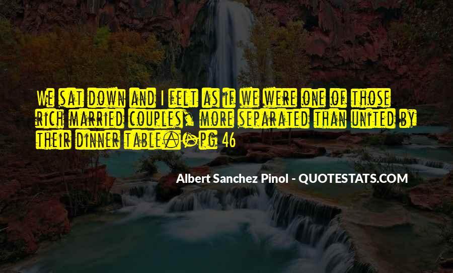 Albert Sanchez Pinol Quotes #522575