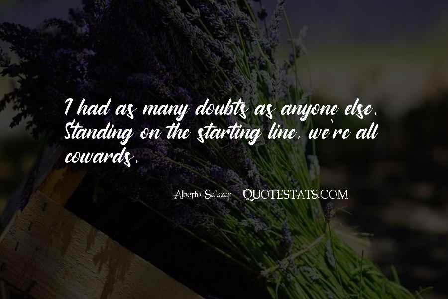 Alberto Salazar Quotes #1050067