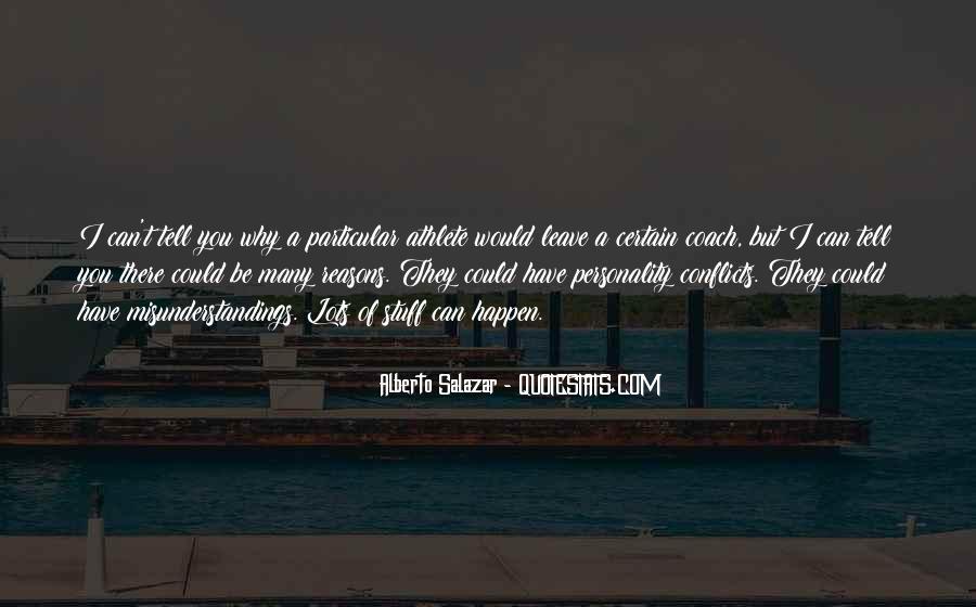 Alberto Salazar Quotes #479585