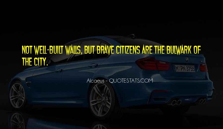 Alcaeus Quotes #1283386