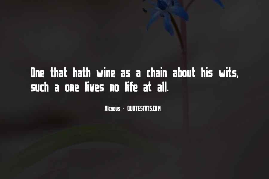 Alcaeus Quotes #1363457