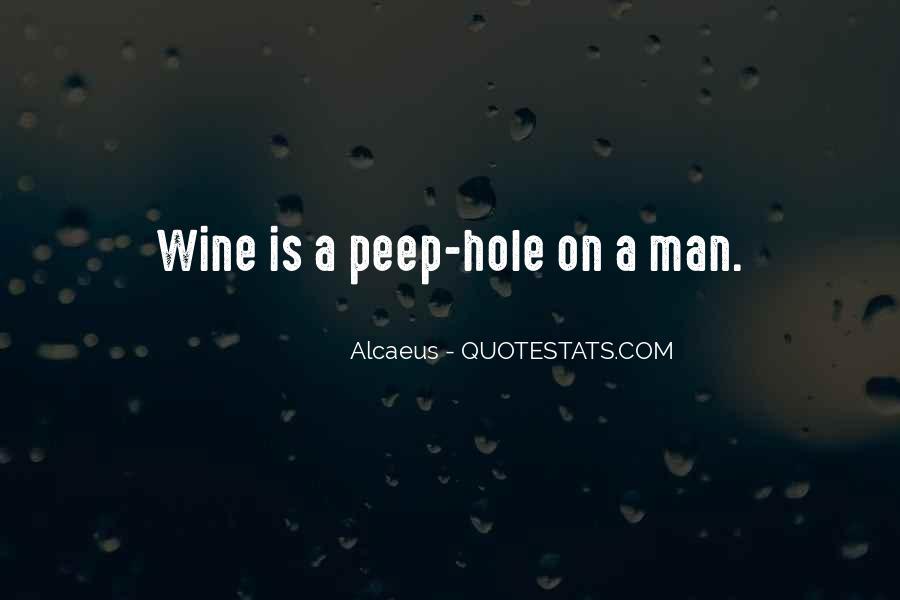 Alcaeus Quotes #217827