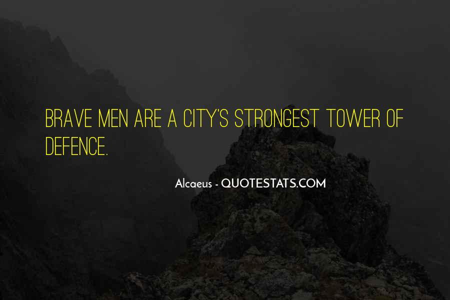 Alcaeus Quotes #415222