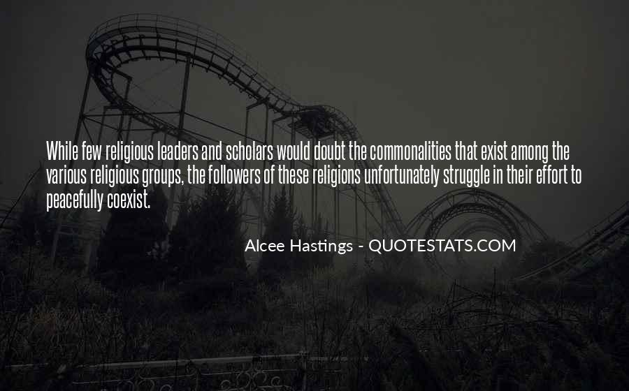 Alcee Hastings Quotes & Sayings