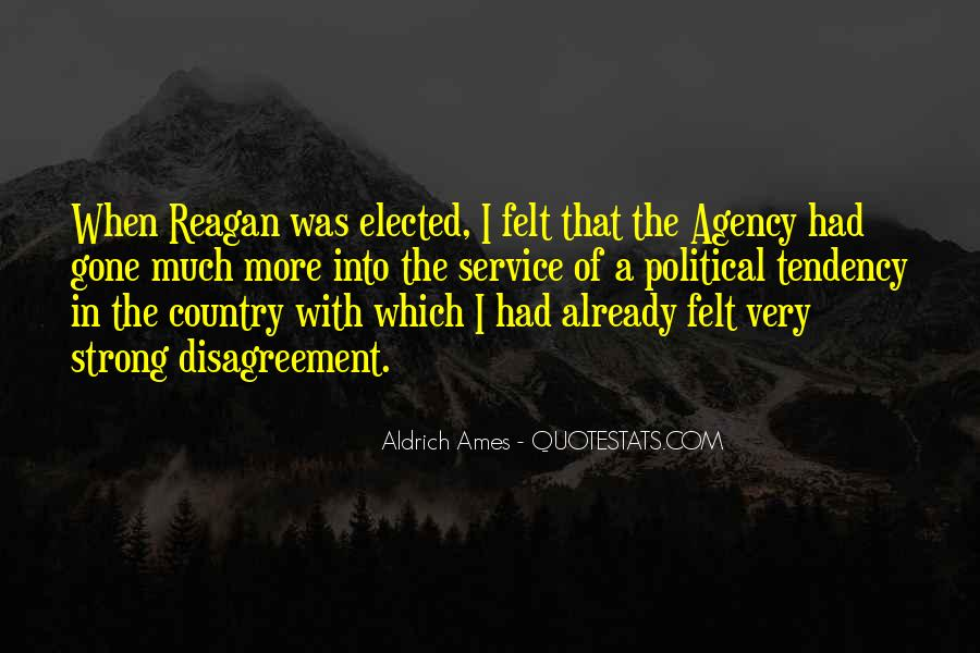 Aldrich Ames Quotes #1423239