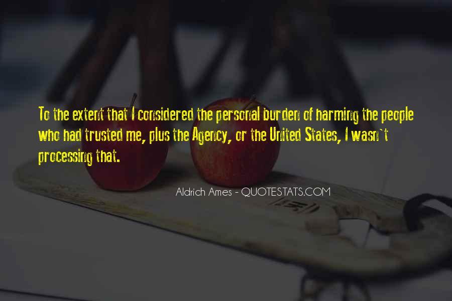 Aldrich Ames Quotes #151785