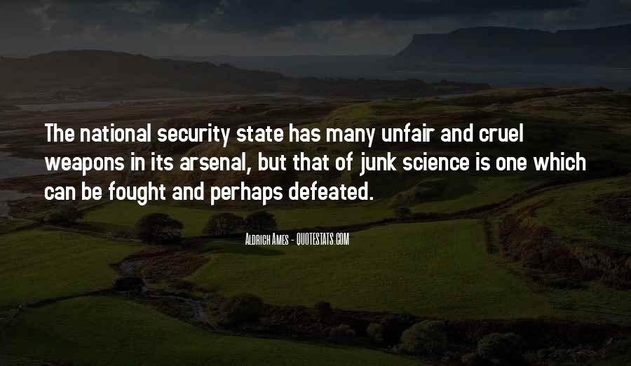 Aldrich Ames Quotes #1649338