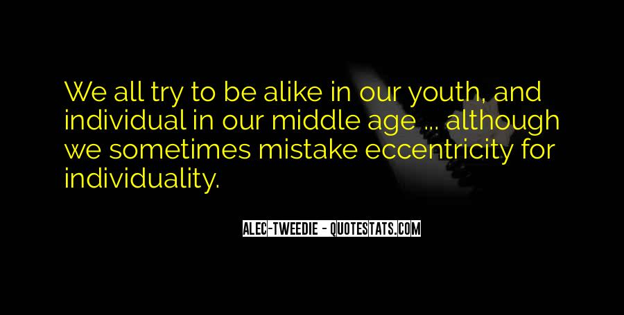 Alec-Tweedie Quotes #1628241