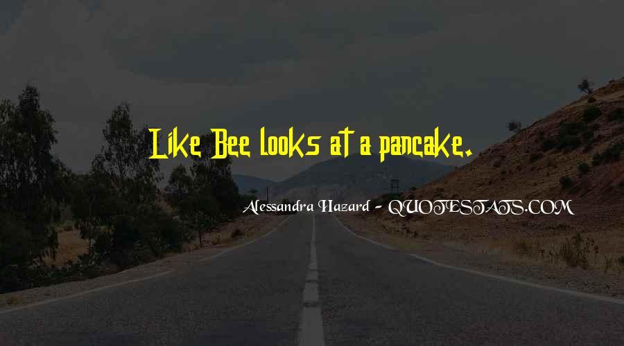 Alessandra Hazard Quotes #333244