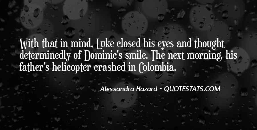 Alessandra Hazard Quotes #605217