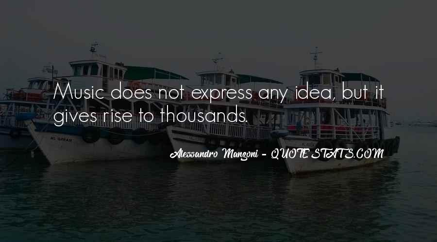 Alessandro Manzoni Quotes #358319