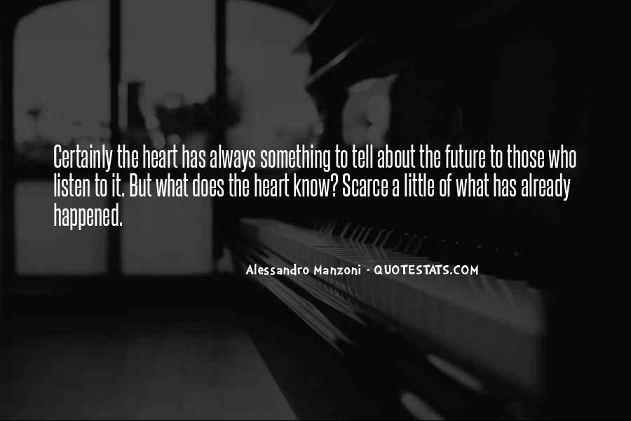 Alessandro Manzoni Quotes #67801