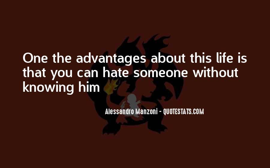 Alessandro Manzoni Quotes #881527