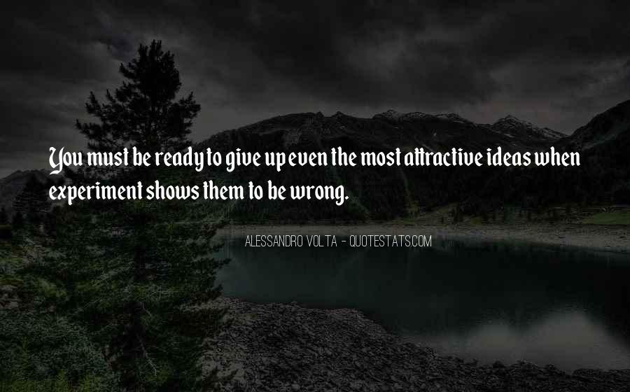 Alessandro Volta Quotes #1775334